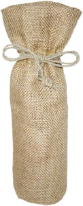 Jute Bag for Wine Bottles