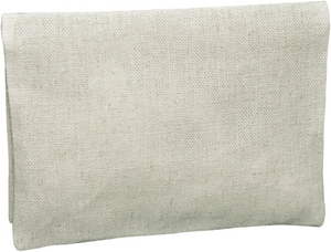 Linen Envelope with Velcro