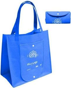 Foldable Nonwoven Tote Bag