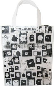 Non-woven Bag Black and White(1)