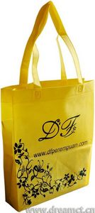 Nonwoven Tote Bag w/o Stitching
