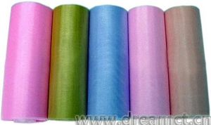 Plain Organza Roll