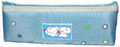 Nylon Pen Pouch Pale Blue
