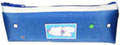 Nylon Pen Pouch Blue